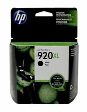 HP 920XL Black Ink Cartridge CD975AN Genuine New