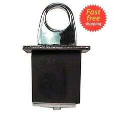 Keeper 05604 Chrome Stake Pocket Anchor Point w/ Expandable Rubber Block