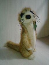 "Fiesta Plush Meerkat 10.5"" Wwf Adoption 2007 Nwt"