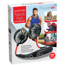 Sport Hals angebrachte Fan Multi-Blade USB Wiederaufladbare Mini Air Cooler Spor...