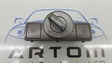 2010 VW PHAETON 3.0 TDI HEADLIGHT FOG LIGHT CONTROL SWITCH UNIT 3D0941531H