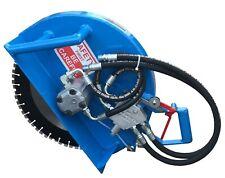 """Hydraulic Concrete Cutting Handsaw — 20"""""""