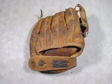 Vintage 1950's George A Reach Baseball Glove Philadelphia PA USA