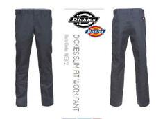 Dickies Chinos, Khakis Slim Fit Trousers for Men