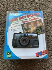 Vivitar PS25 Point and Shoot Camera 35mm Film Camera Motorized Sealed Packaging