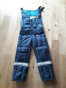 Click Coldstar Freezer Trousers Padded Thermal 3M
