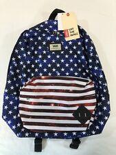 Vans Off the Wall Old Skool II Backpack Stars & Stripes USA Flag NWT