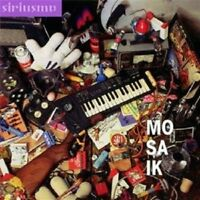 SIRIUSMO - MOSAIK  CD NEW!