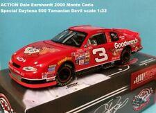 ACTION Dale Earnhardt 2000 Monte Carlo Special Daytona 500 Tamanian Devil 1:32