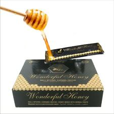 Wonder Honey Herbal Mixed Paste Original Honig BALLI Bitkisel Macun VIP 12x 15gr