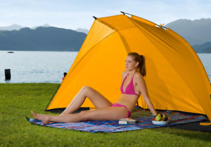 Beach Sunshade Basic Camping Outdoor Beach Holiday Tents Sunscreen