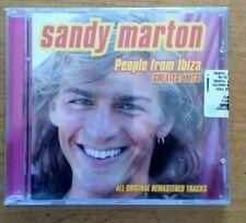 CD SANDY MARTON PEOPLE FROM IBIZA NUOVO ORIGINALE NEW ORIGINAL