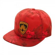 Marvel Guardians of the Galaxy Floral Slouch Snapback Cap Apparel