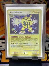 Pokemon Electivire 3/130 Reverse Holo Rare Card - Diamond and Pearl - LP