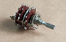 Pièce détachée Amplificateur SCOTT A436.Comutateur rotatif Input SELECTOR.