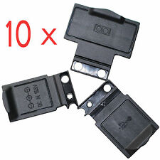 10PCS New Replacement COM/AC/USB Port Cover For Panasonic Toughbook CF-30 CF30
