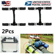 2Pcs Aluminum Side Box Handle Rope For BMW R1200GS LC ADV F700GS F800GS ADV -USA