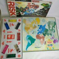 Vintage 1975 RISK World Conquest Board Game Parker Brothers