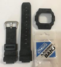 CASIO Original G-shock Watch Band GLX-5600F-1  Gray/Black Strap & Bezel GLX5600
