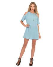 Vestidos de mujer Motel color principal azul