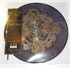 "MASTODON - Divinations 12"" LIMITED PICTURE DISC VINYL Isis Tool"