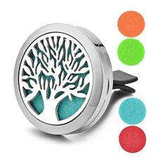 Surgical Steel Car Diffuser Essential Oil Exhaust Clamp Air Freshener Purifier