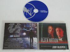 ALIEN NATION/SOUNDTRACK/JERRY GOLDSMITH(VARESE VCL-0505 1035) CD ALBUM