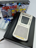 Sony TCM-459V Pressman Standard Cassette Voice Recorder Dictaphone Dictation