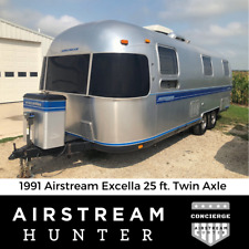 1991 Airstream Excella 25 Twin Axle
