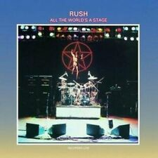Rush - All the World's a Stage (Live) [Remastered]  CD  NEW/SEALED  SPEEDYPOST