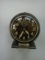 Vintage Westclox Baby Ben Alarm Clock 61-R Pat. # 114262 1938 USA - Clock Works