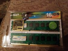 Silicon Power 16GB (2 x 8GB) Compatible for Apple DDR3L RAM 1600MHz (PC3 12800)
