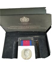 More details for silver waterloo campaign medal