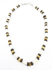 New Mens Surfer Style Bead Necklace with Coco Beads #N2123