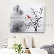 Modern Bird Print Canvas Painting Picture Home Wall Art Decoration No Frame