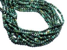 Perles Pierre Turquoise Synthèse Reconstituée Croix 10x8mm B Fil 39cm 35pc env