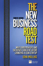 The New Business Road Test, Financial Times Series, 4th Ed, Mullins