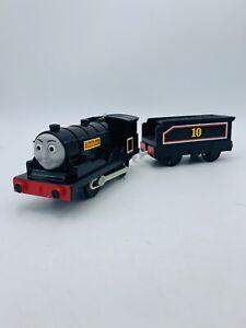 Thomas Trackmaster Motorized Douglas Engine Tender Train Twin #10 Super Clean