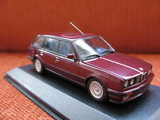1/43 Minichamps BMW 3-series 320i touring (1989) diecast