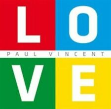 L.O.V.E. by Paul Vincent (4 CDs, MIG) Late Guitarist's Legacy Collection/Germany