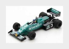 1:43 SPARK Tyrrell F1 011 #3 Winner Usa Gp 1981 M.Alboreto Green S7286