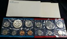 1973 United States US Mint Uncirculated 13pc Coin Set SKU1380