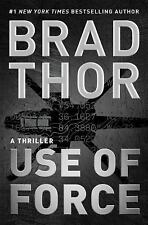 The Scot Harvath: Use of Force 17 by Brad Thor (2017, Hardcover)
