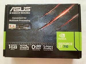 ASUS NVIDIA GeForce GT 710 1GB GDDR5 Graphics Card (90YV0AL2-M0NA00)