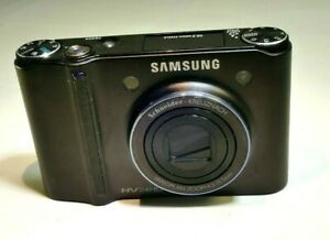 Samsung NV24 HD 10 MP Digital Camera - Untested AS IS - AS FOUND