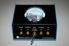 MSA Mine Safety Appliances Baseline 2600 Gas Monitor System Flowmeter - NOS