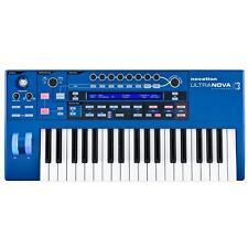 Novation UltraNova 37-Key Analog Modelling USB MIDI Keyboard Studio Synthesizer
