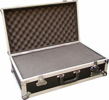 Utility / equipment / microphone case with pick and pluck foam 58x33x20 cm