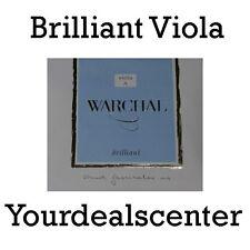 """Warchal Brilliant Viola String Set 15.5""""-16"""""""