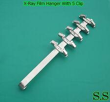 3 Dental X-ray Film Hanger With 5 Clip (Dental Supply)